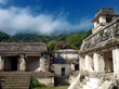 view of palenque mexico