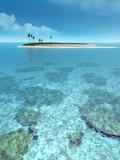 Fototapety paradise