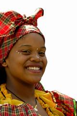 jeune femme des îles 2