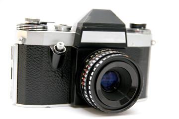 slr photo camera