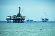 oil rigs - 1486118