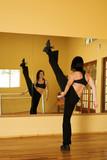 dancer #8 poster