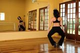 dancer #9 poster