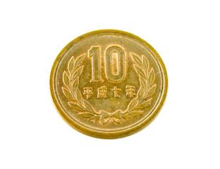 japanese coin 10