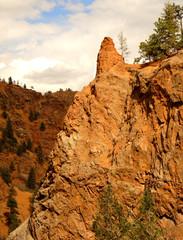 rocky ledge