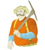 miner poster