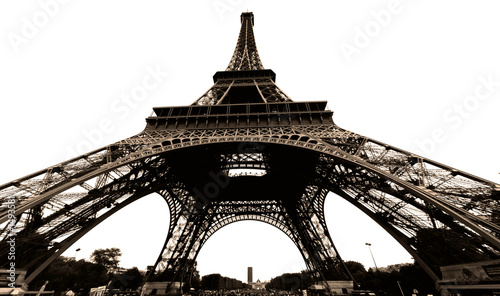 france, paris: tour eiffel
