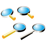 4 magnifiers poster