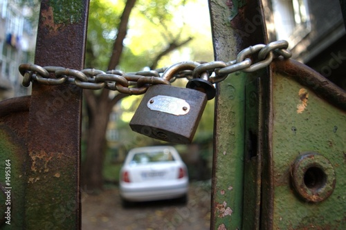 locked car