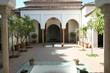 cour d'alcazaba