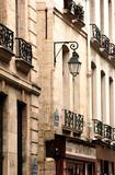 france, paris: saint merri street poster