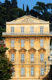 france, french riviera, nice: facade poster