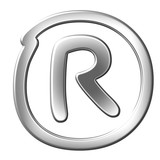 registered trade mark symbol poster