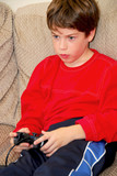 boy video game poster