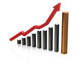 rising profits poster