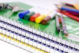 Fototapety school supplies 3