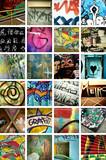 Fototapety graffitis