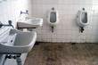 pissers and lavatories