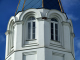orthodox church architecture detail poster