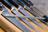 Fototapety kitchen knives