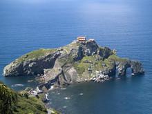 San Juan de Gaztelugatxe (Vizcaya, España)