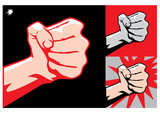 Fototapety fist