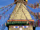 buddhist temple eyes
