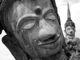 smiling buddhas