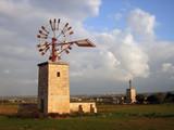 majorca windmill poster