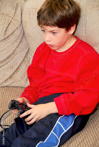 poster of boy video game
