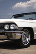 us car / oldtimer cadillac convertible