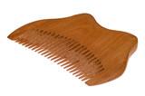 wood comb poster
