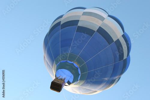 Foto op Plexiglas Ballon hot air balloon