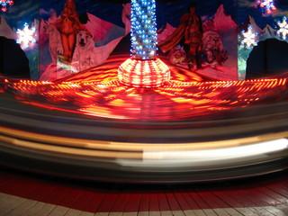 carnival sleigh ride