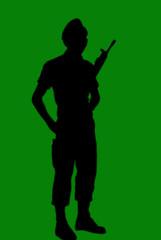 soldat / militär