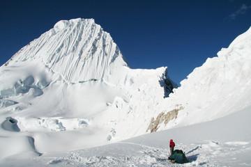 base camp alpamayo