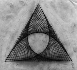triangle gravure