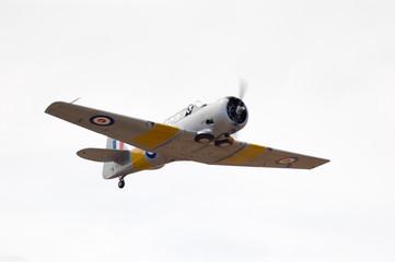 royal air force t-6 harvard