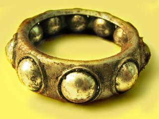 rusty bearing