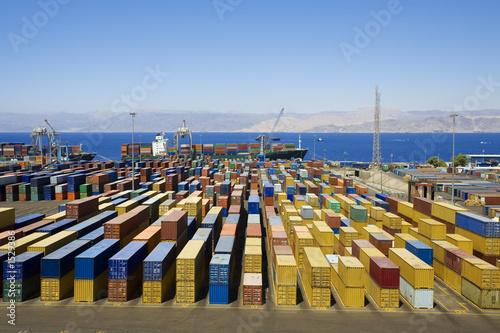 Port harbour