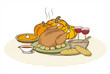 thanksgiving turkey-(color)