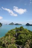 ang thong marine park poster