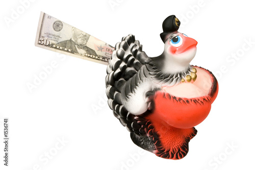 hen-money box