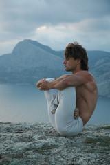 hatha-yoga: padmasana