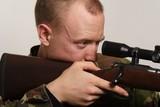 taking aim poster