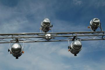 lighting rig