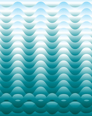 sea waves pattern