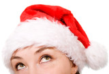 looking forward to christmas poster