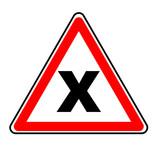 danger x poster