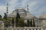 suleiman mosque in istambul. turkey. poster